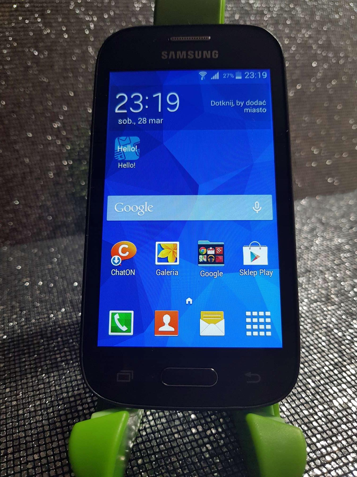 Samsung Galaxy Ace Style Sm G310hn 9110825984 Sklep Internetowy Agd Rtv Telefony Laptopy Allegro Pl