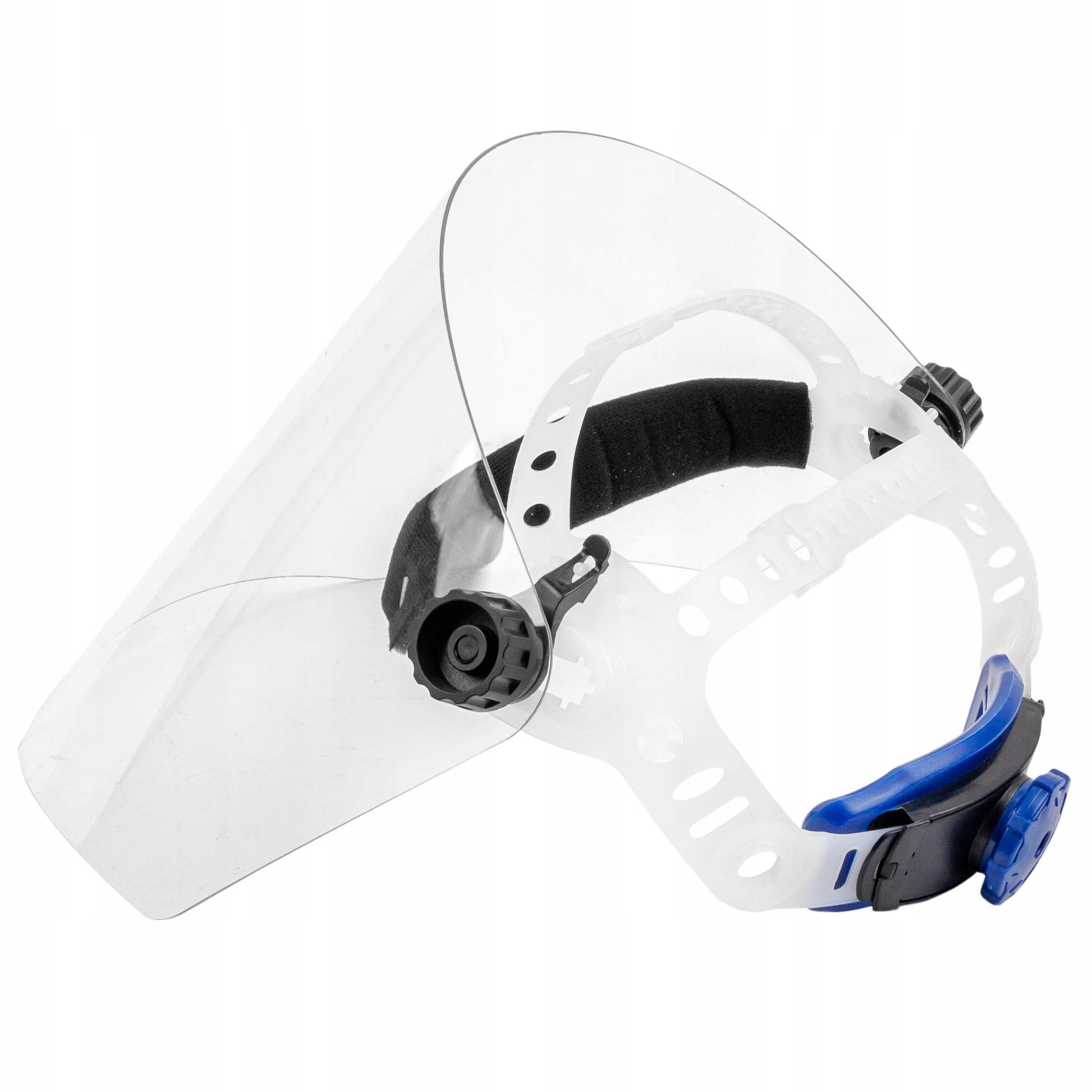 Защитная пленка для лица из ПВХ для скутера