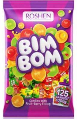 Cukierki Roshen Bim Bom 1kg