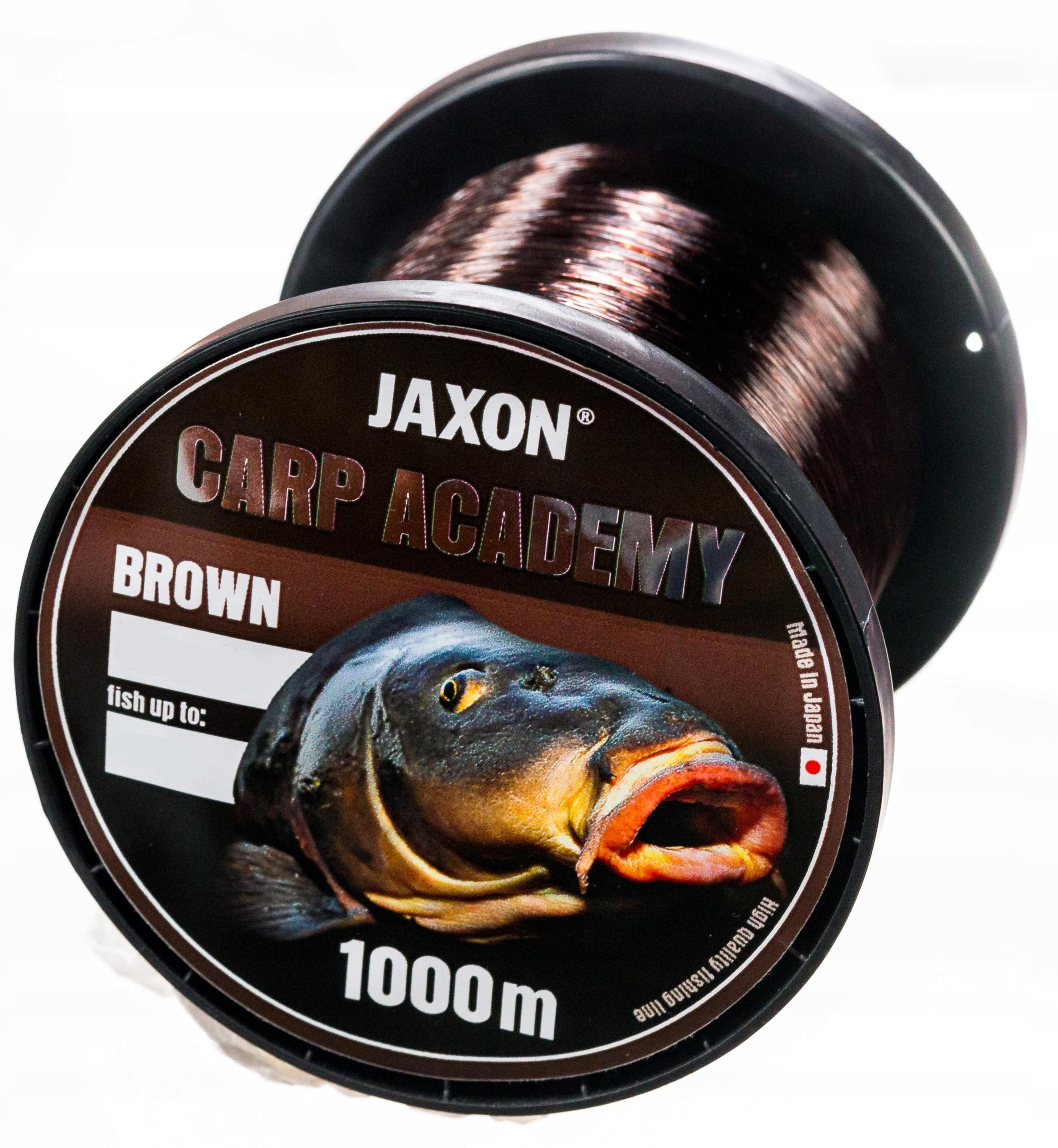 Żyłka Karpiowa Jaxon Carp Academy 1000m - 0,25mm
