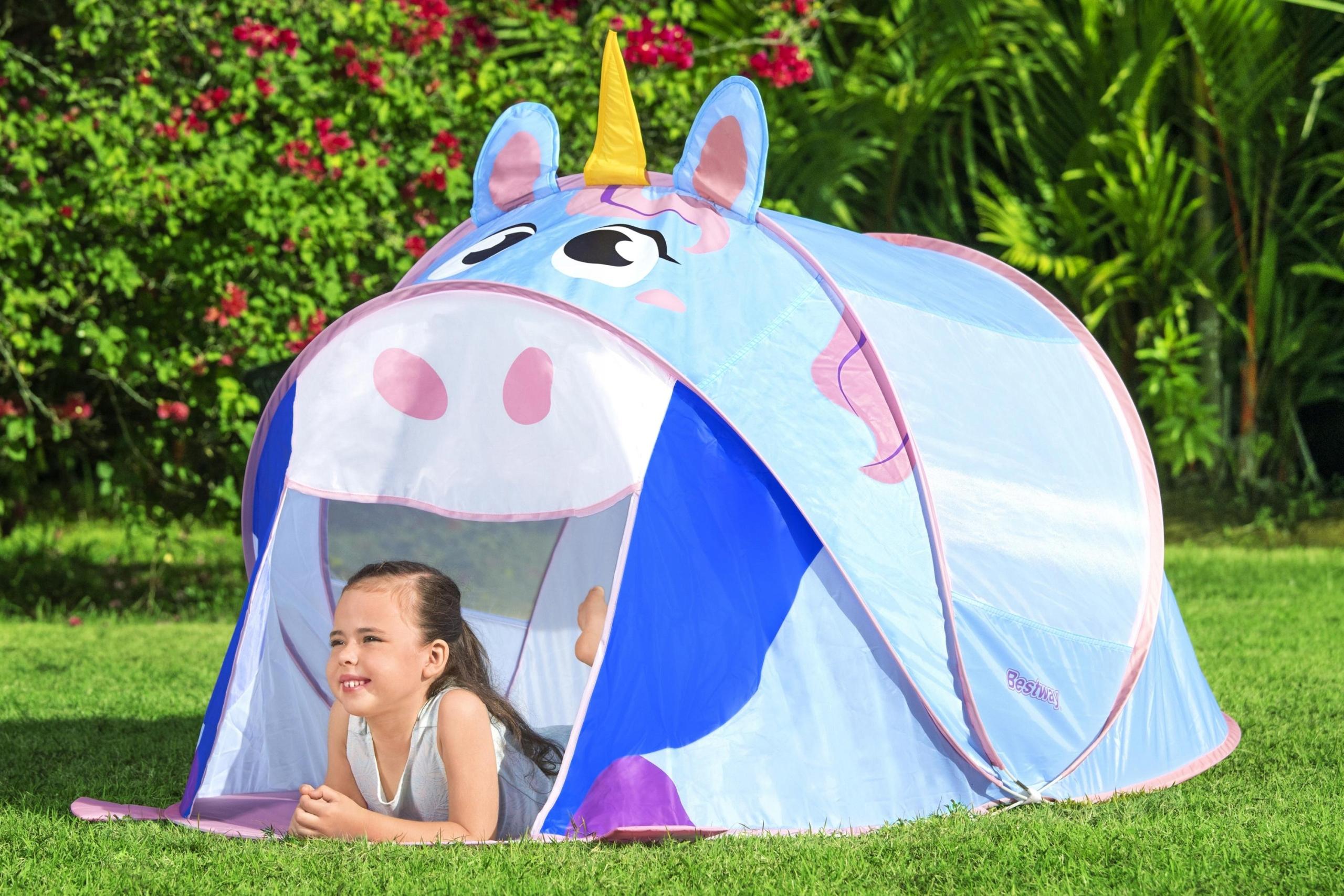 NAMIOT dla dzieci JEDNOROŻEC do domu, ogrodu DOMEK EAN 6942138976489