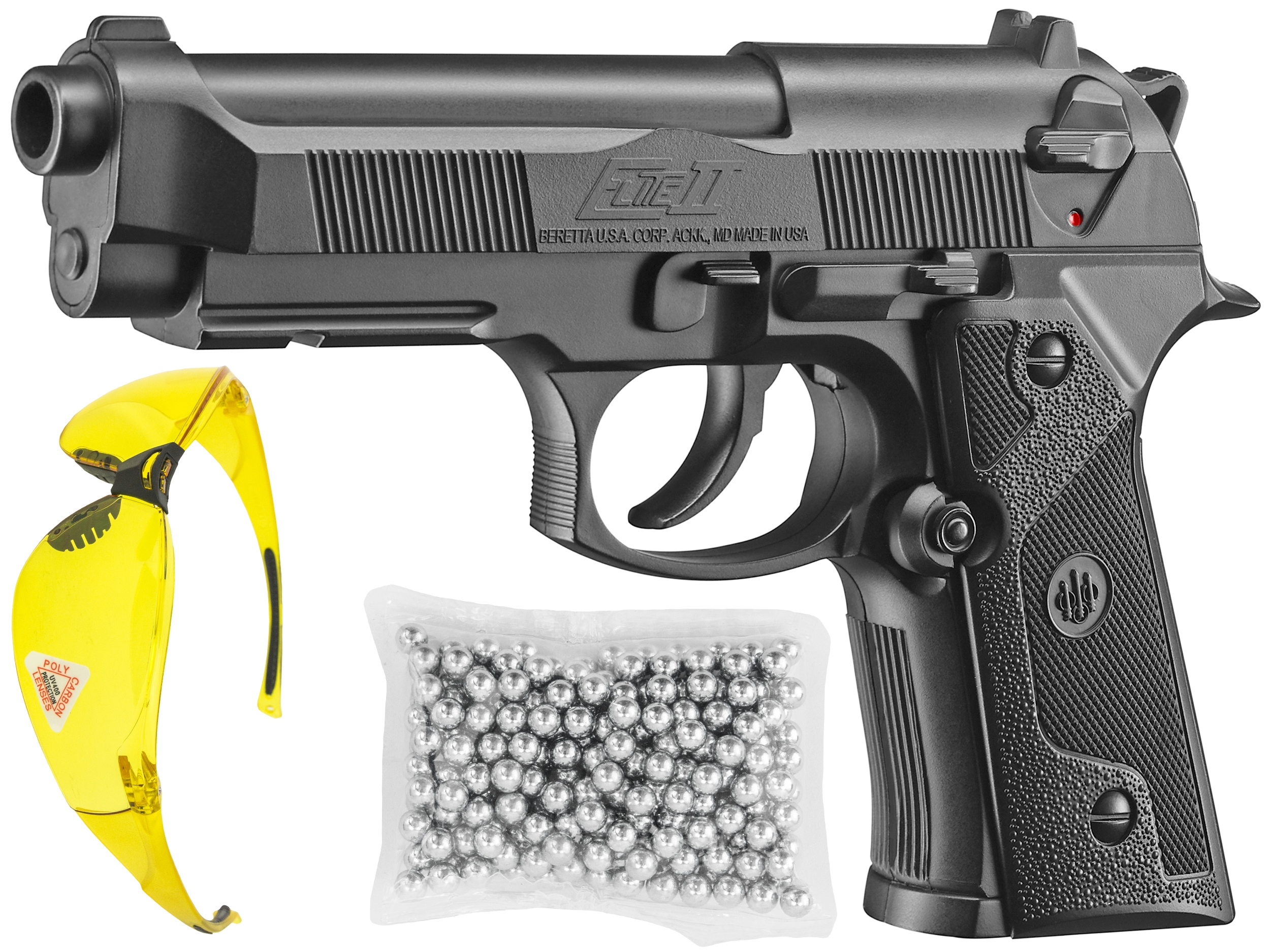 Beretta Elite II 4,5 mm BB CO2 Pistolet wiatrówka