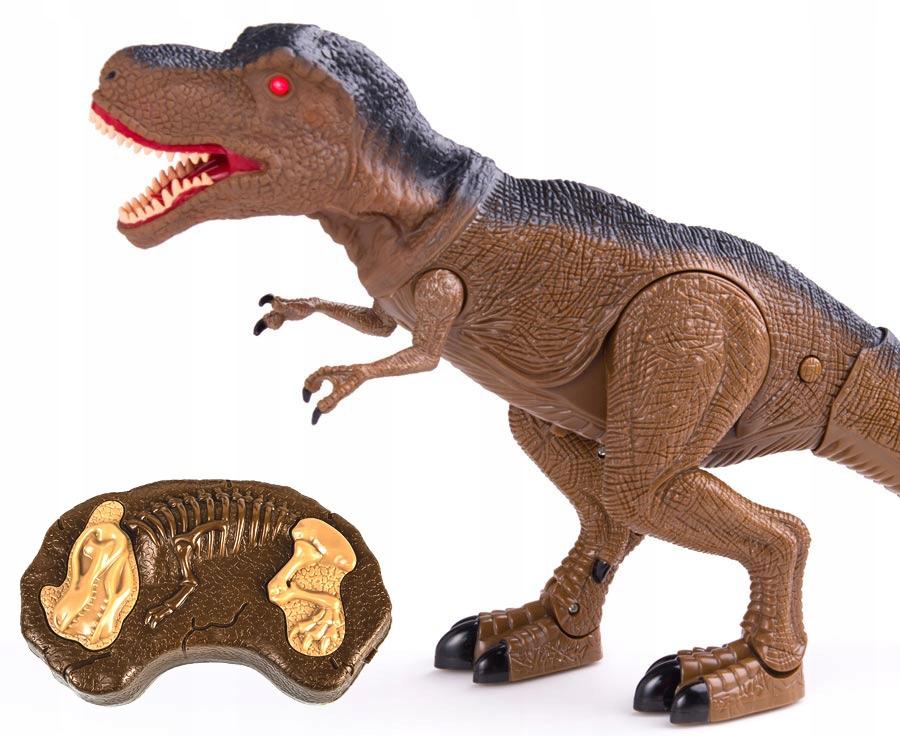 Dinosaurus Chôdza RC RYCA 53CM Tyrannosaurus Rex