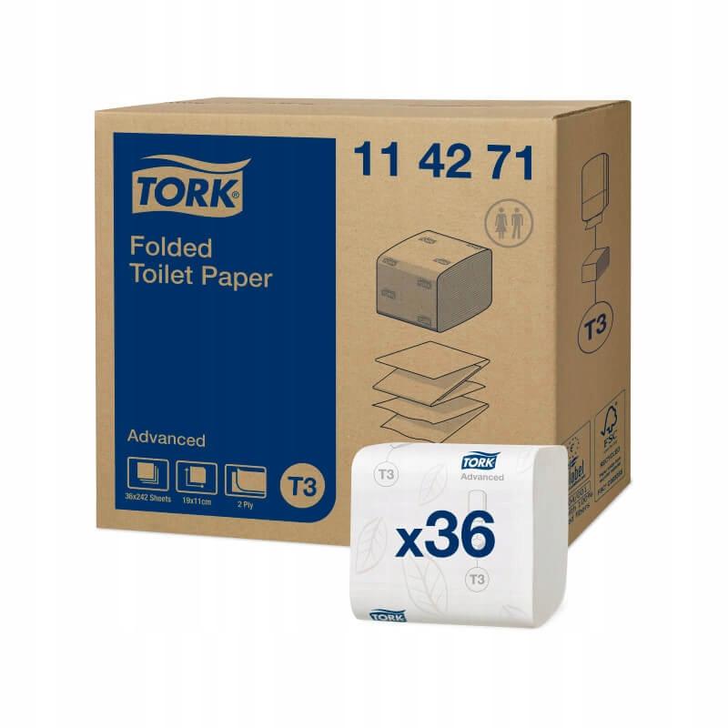 114271 krútiaci moment - toaletný Papier vo veľkej úcte, Biela T3