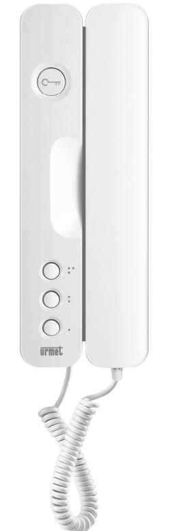 Телефонная трубка переговорного устройства УРМЕТ 1140/1 SIGNO 4 + N