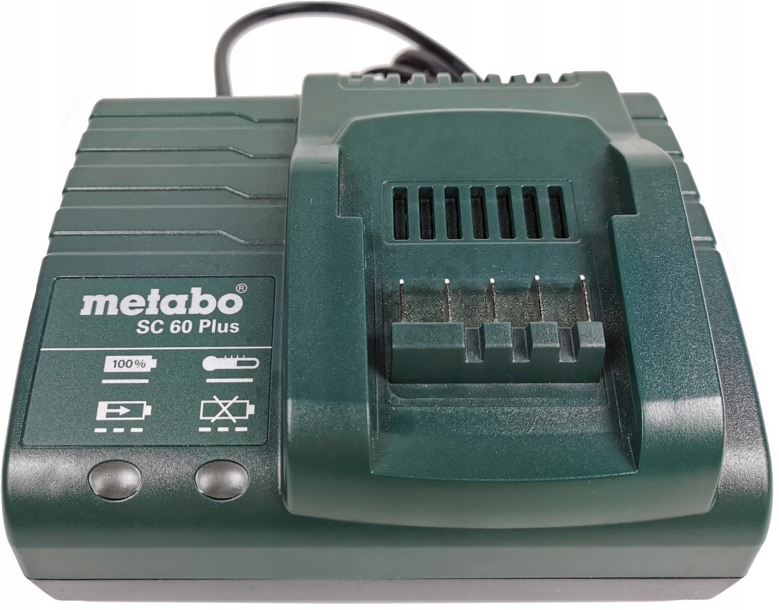 METABO SC 60 Plus ładowarka do aku 10,8 - 18V 1,5A Kod produktu 27048000