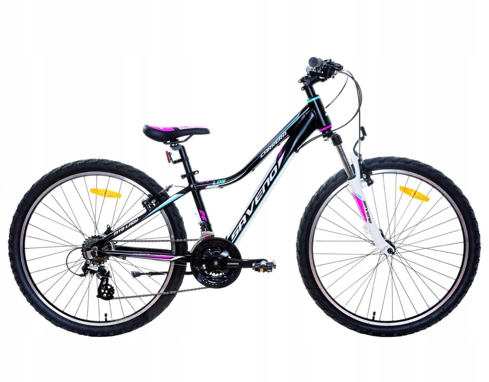 Купить Велосипед mtb SAVENO CARRERA 26 alu low frame 13 на Otpravka - цены и фото - доставка из Польши и стран Европы в Украину.