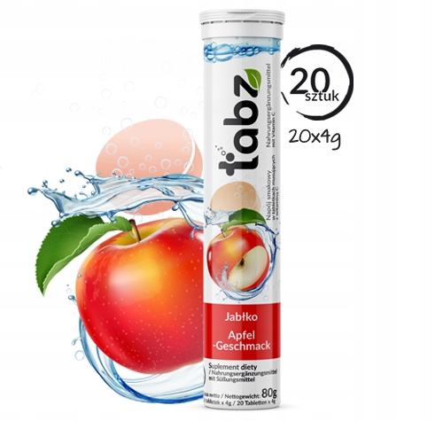 Tabz Apple-drink шипучие таблетки, 20 таблеток