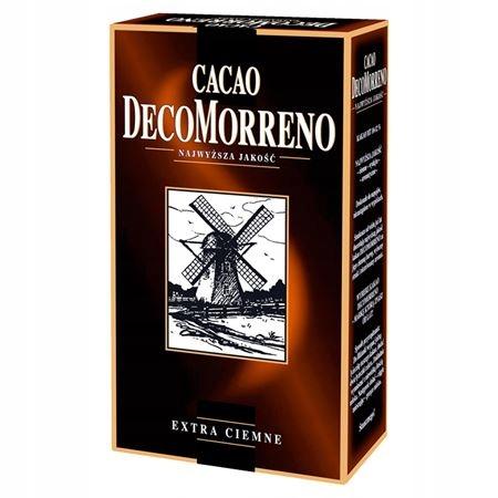 DECOMORRENO какао 150 г с вентилятором Decomoreno