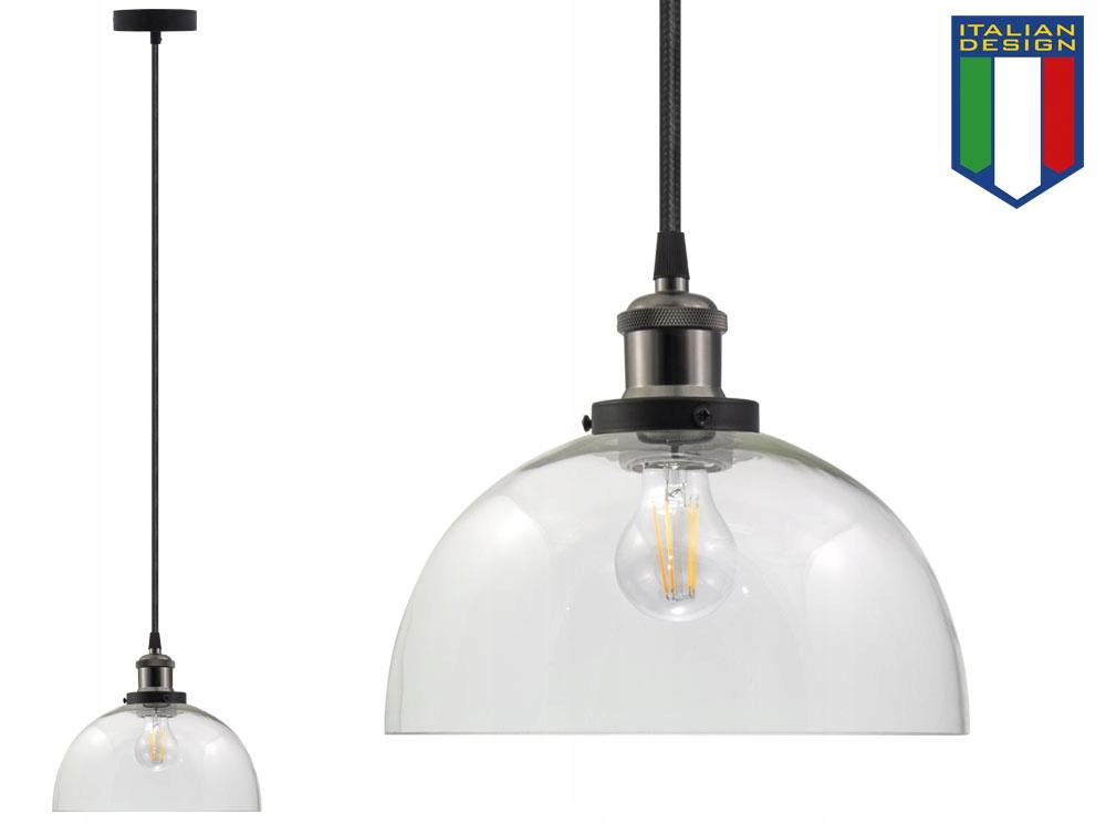 LAMPA SUFITOWA SZKLANA VASO UX ŻYRADNOL LED LOFT B Marka B-LINE