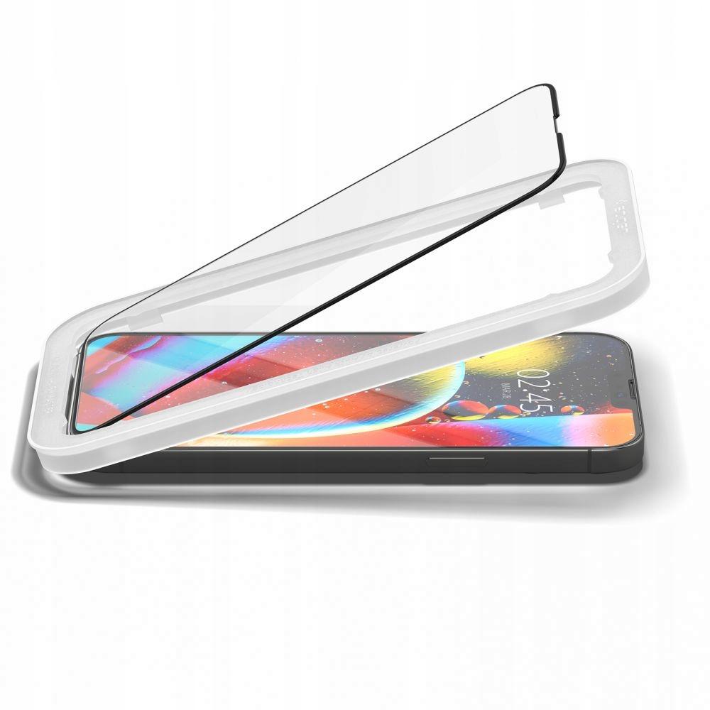 2x Szkło Spigen Alm Glass Fc do iPhone 13 Pro Max Przeznaczenie Apple