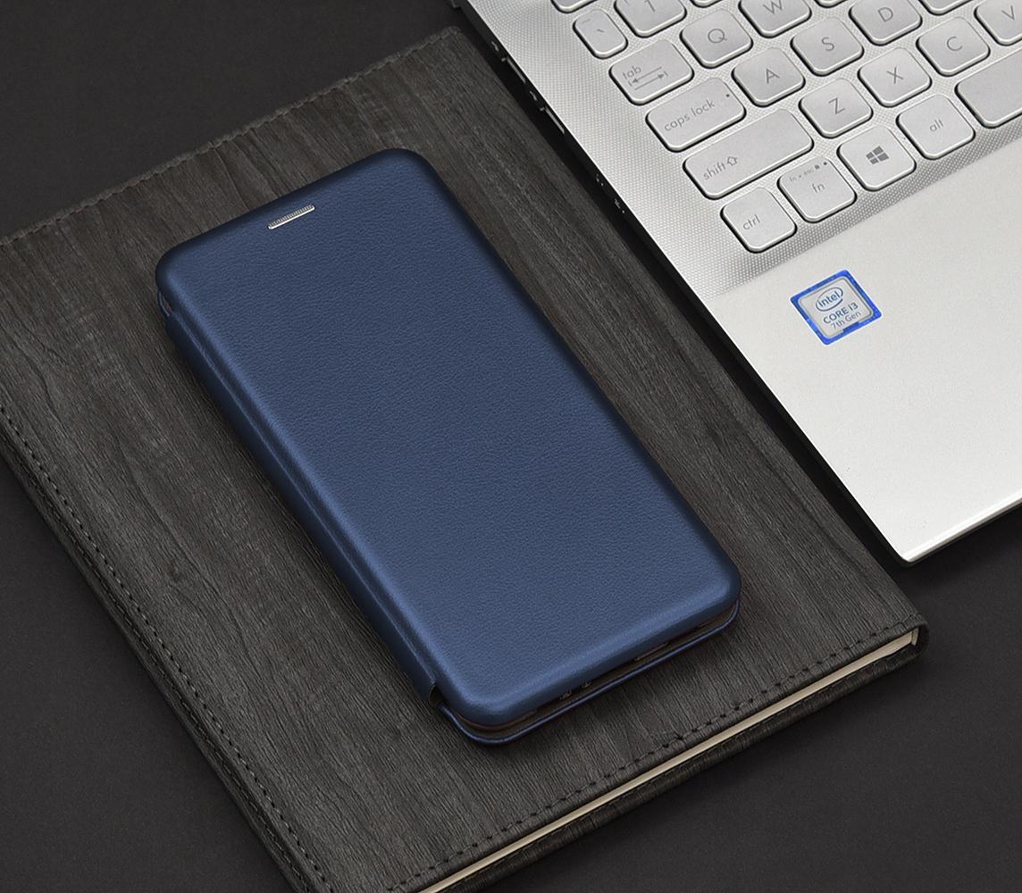 Etui do Samsung Galaxy S21 Skórzane Magnet + SZKŁO Dedykowany model Samsung Galaxy S21