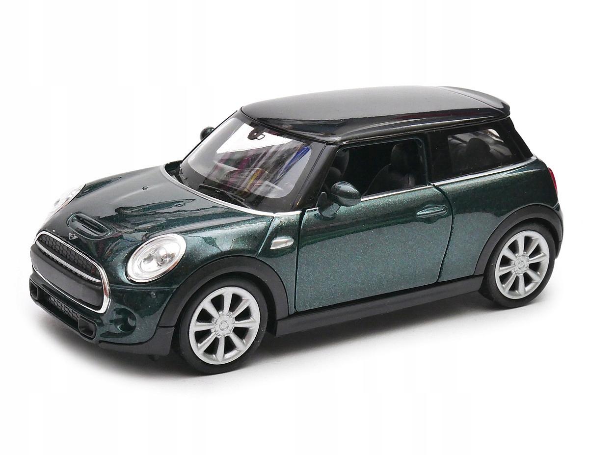 Nový Mini Hatch Red 1:34 - 39 Welly 43696
