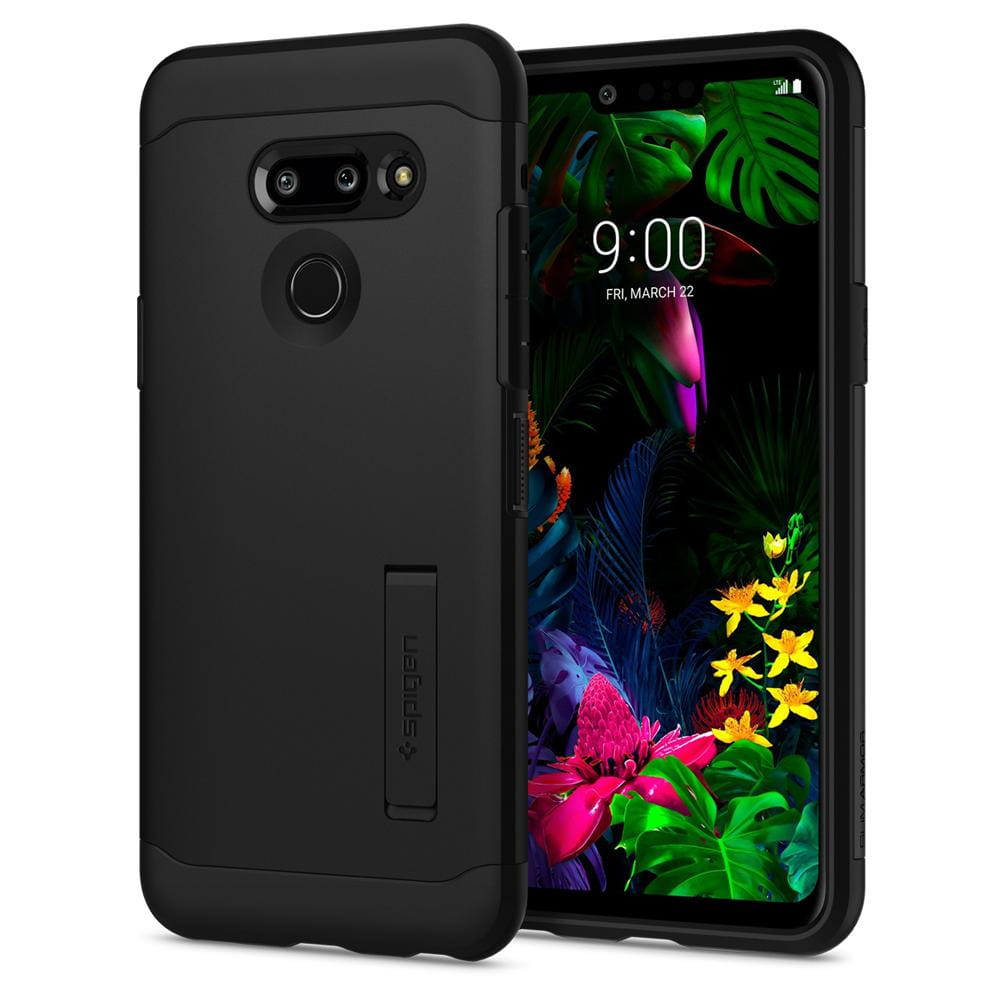 Etui do Lg G8 ThinQ, Spigen Slim Armor, obudowa