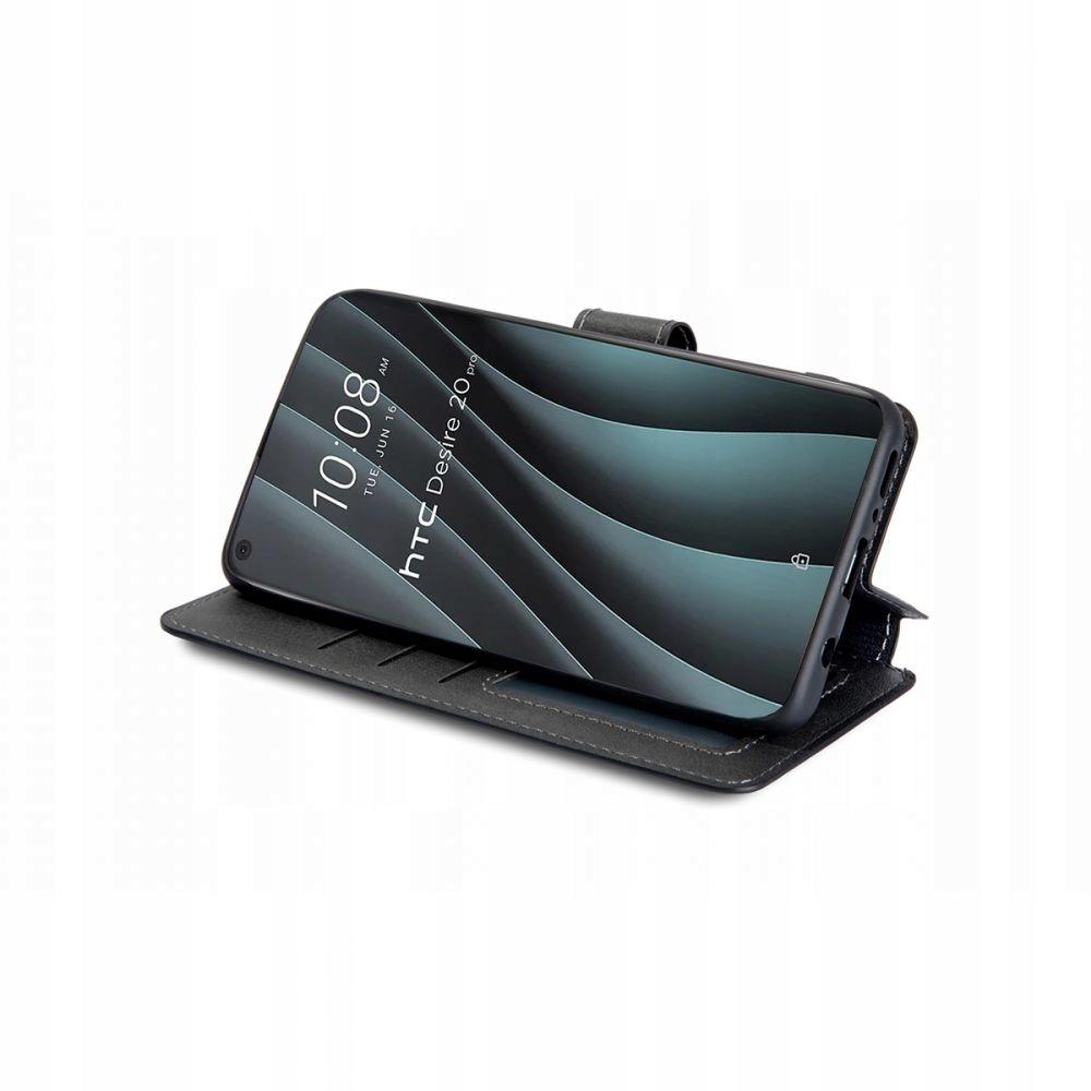Etui Portfel z Klapką do HTC Desire 20 Pro Dedykowany model HTC Desire 20 Pro