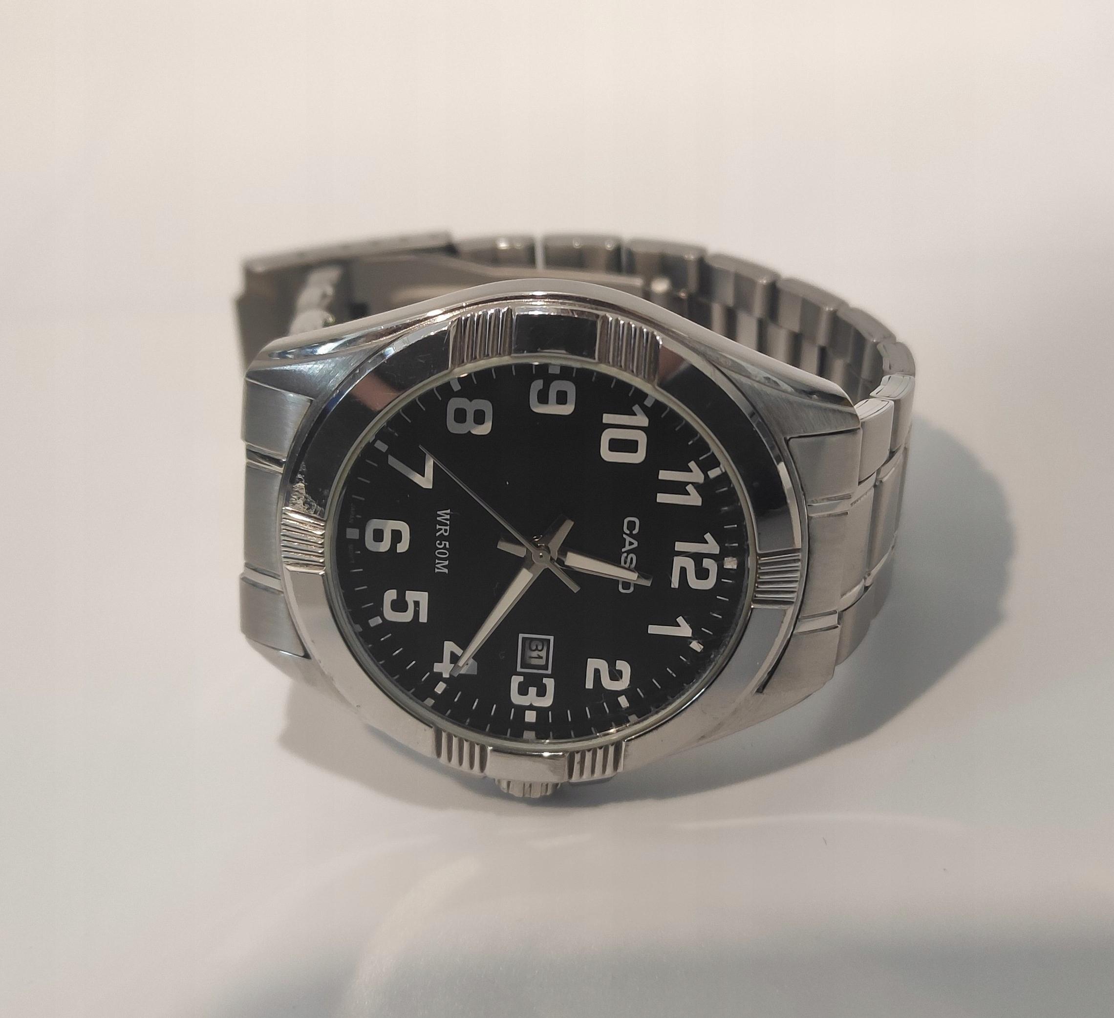 Zegarek męski Casio Japan Movt 2784 Typ naręczny