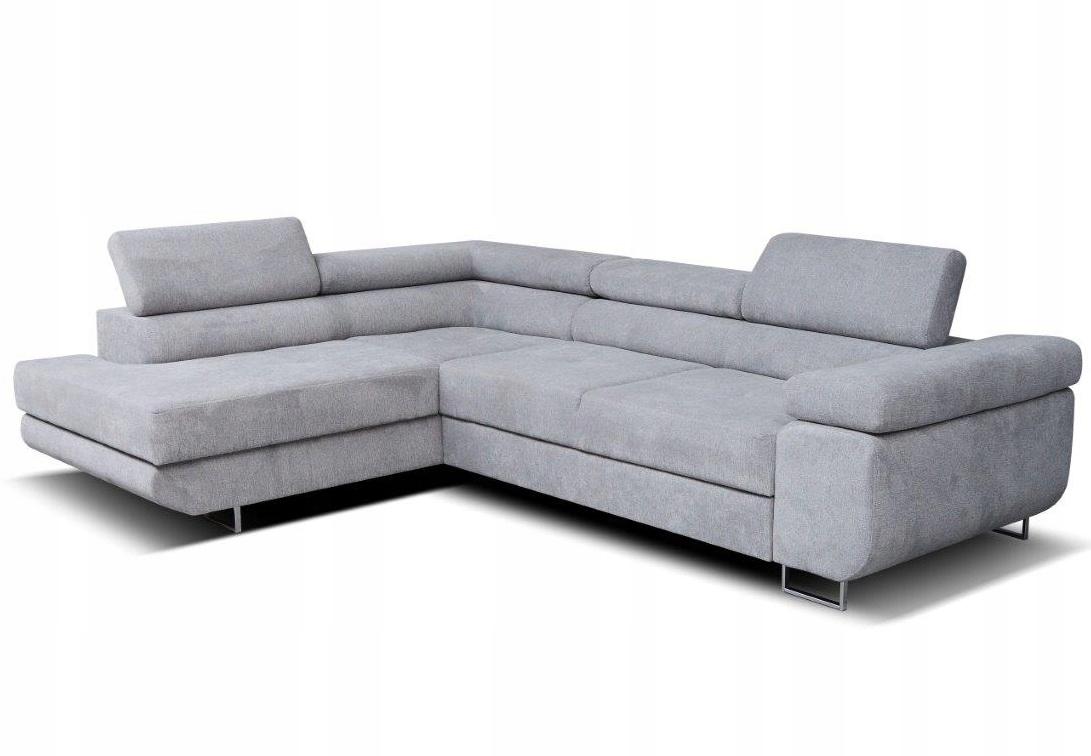 Большой уголок ALI Cornea, диван, функция сна