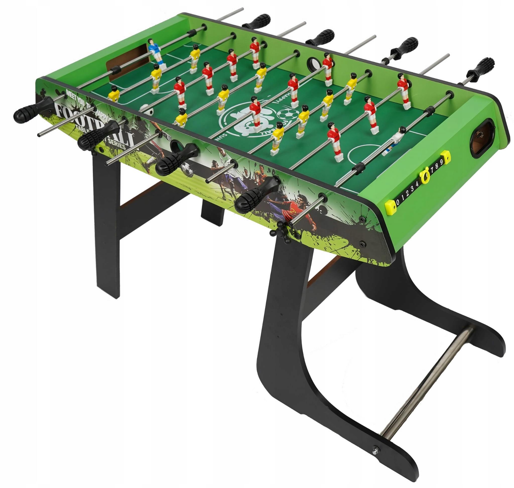 LT147 Стол для игрового столового футбола очень большой MDF