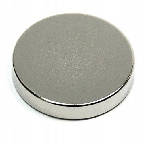 Neodymové magnetové magnety Neodoid 22x6 22/6 mm