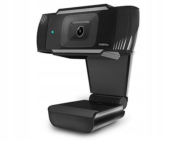 Webkamera FULL HD 1080P INTERNET -kamera MIKROFON Produsentkode 032 PC SKYPE TEACHING REMOTE LESSONS