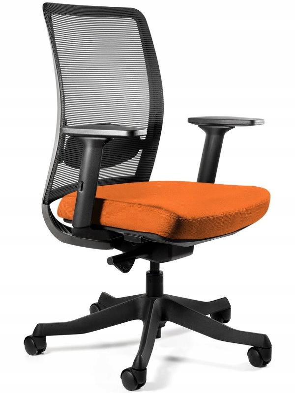 Ergonomické stoličky pre zamestnancov ANGGUN M Mandarin