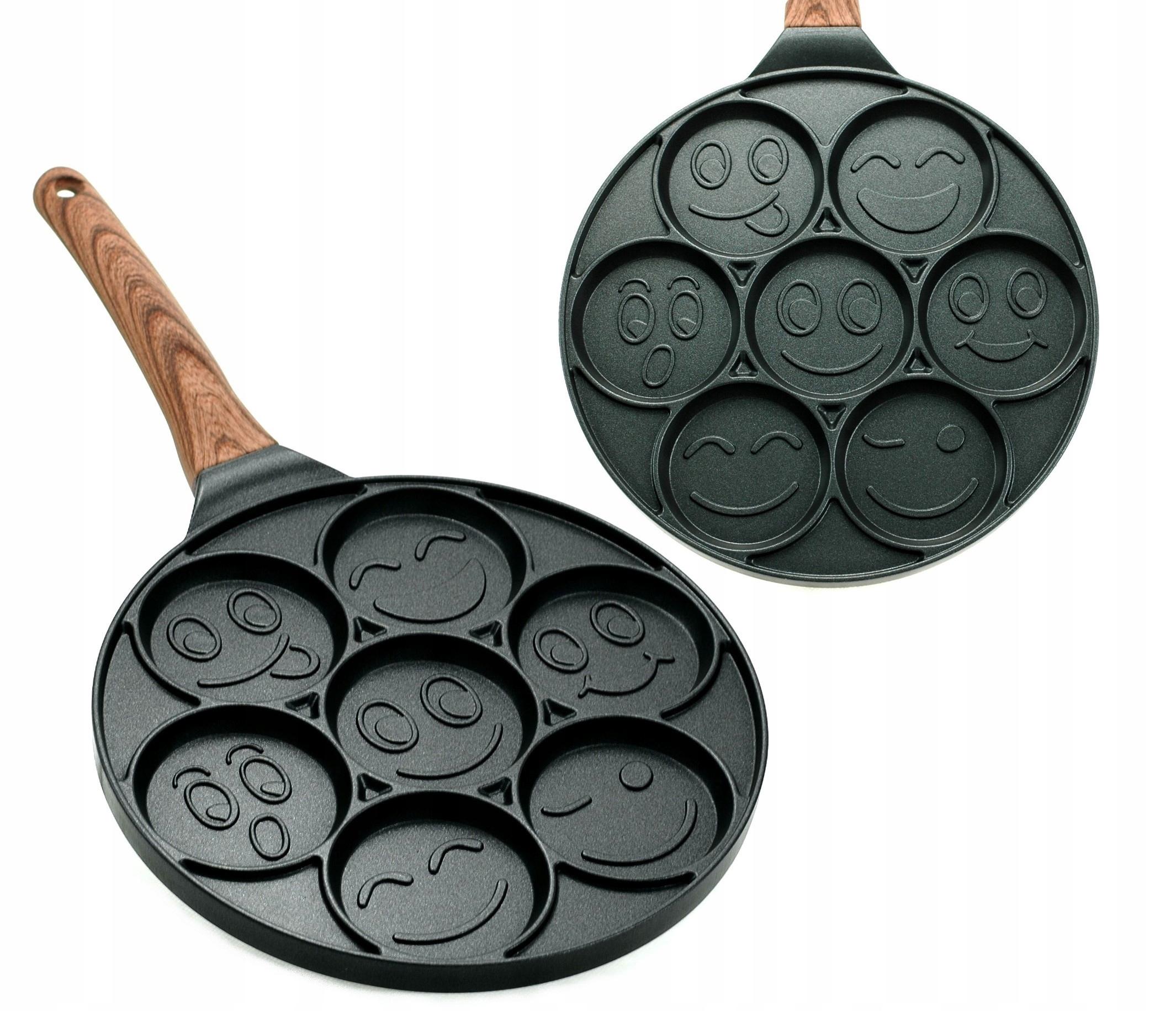 PATELNIA JAJEK RACUCHÓW Pancakes Placków Buźki 783