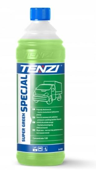 TENZI SUPER GREEN SPECIAL 1L АКТИВНАЯ ПЕНА