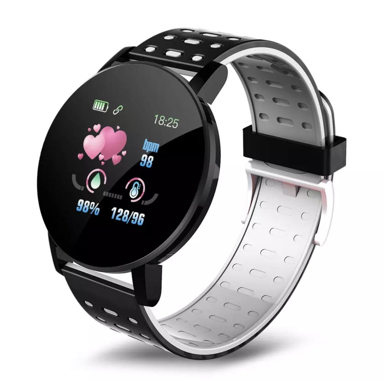 SmartWatch Watch Smartband Pulsometer Pulsometer шагомер