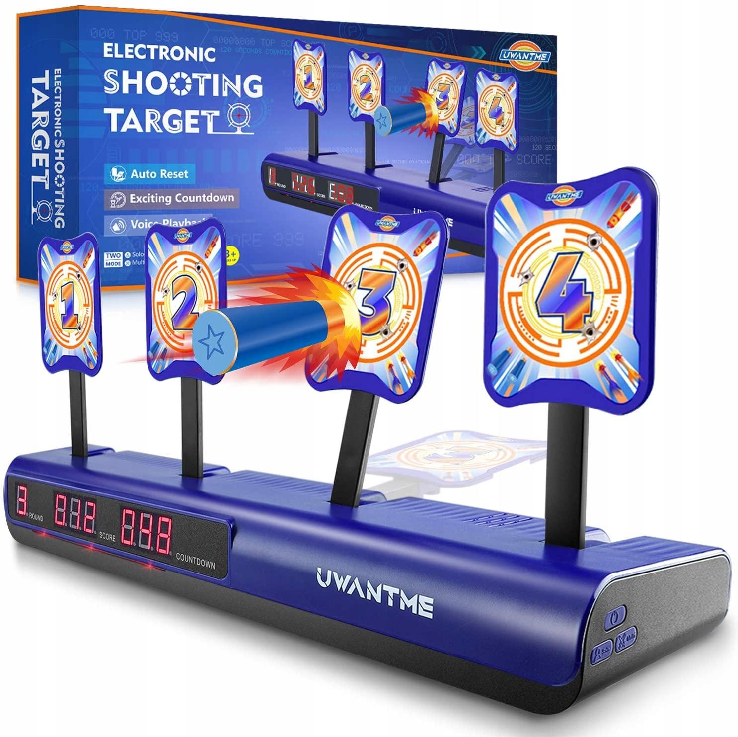 Elektrický štít pre launcher NERF X-SHOT Purpose 4+