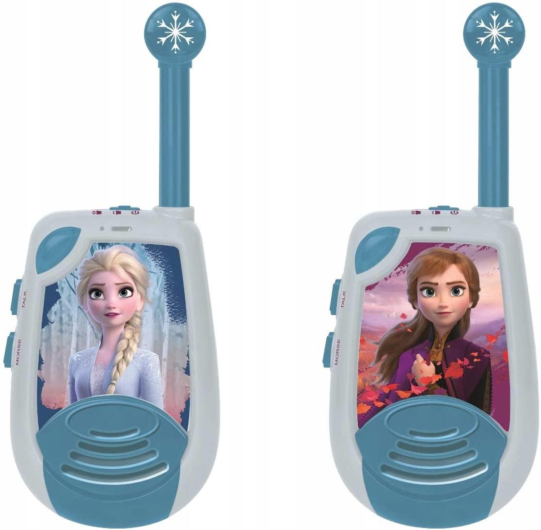 Vysielačky Frozen 2 pre deti