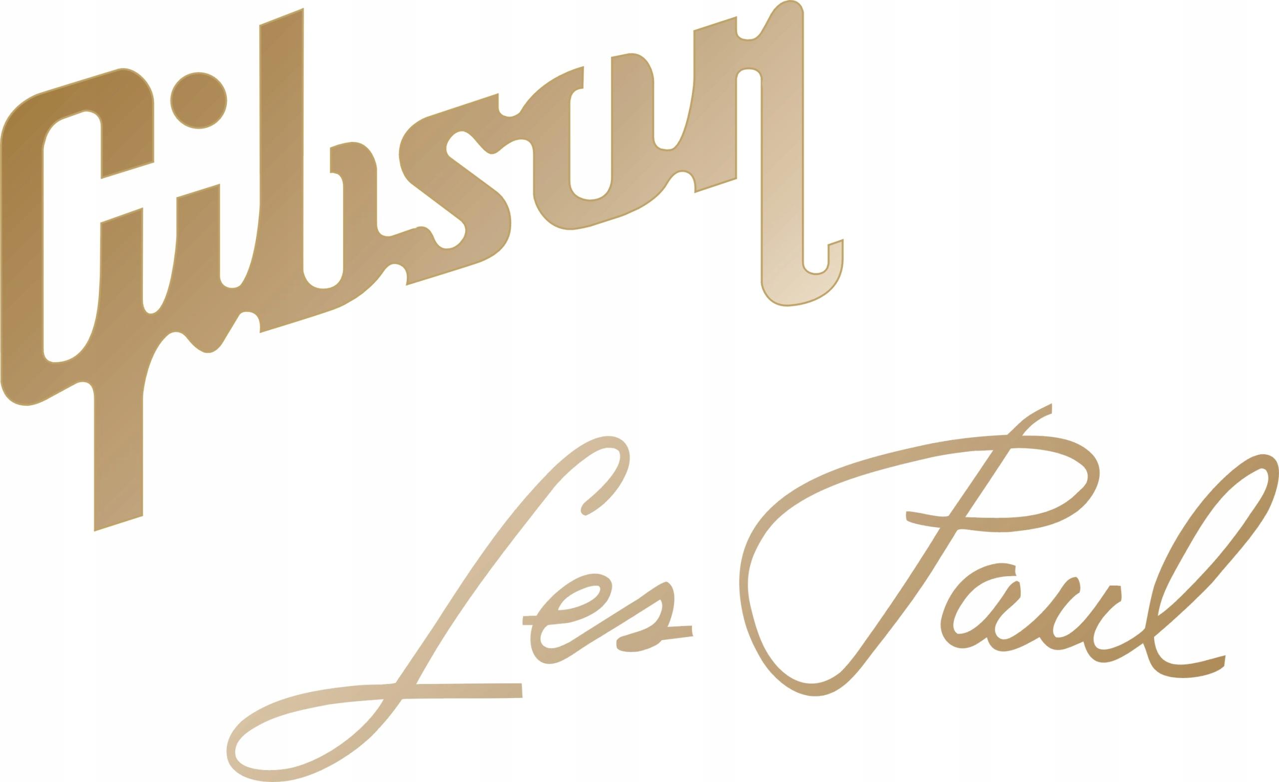 Gibson Les Paul Sticker Guitar rôzne farby