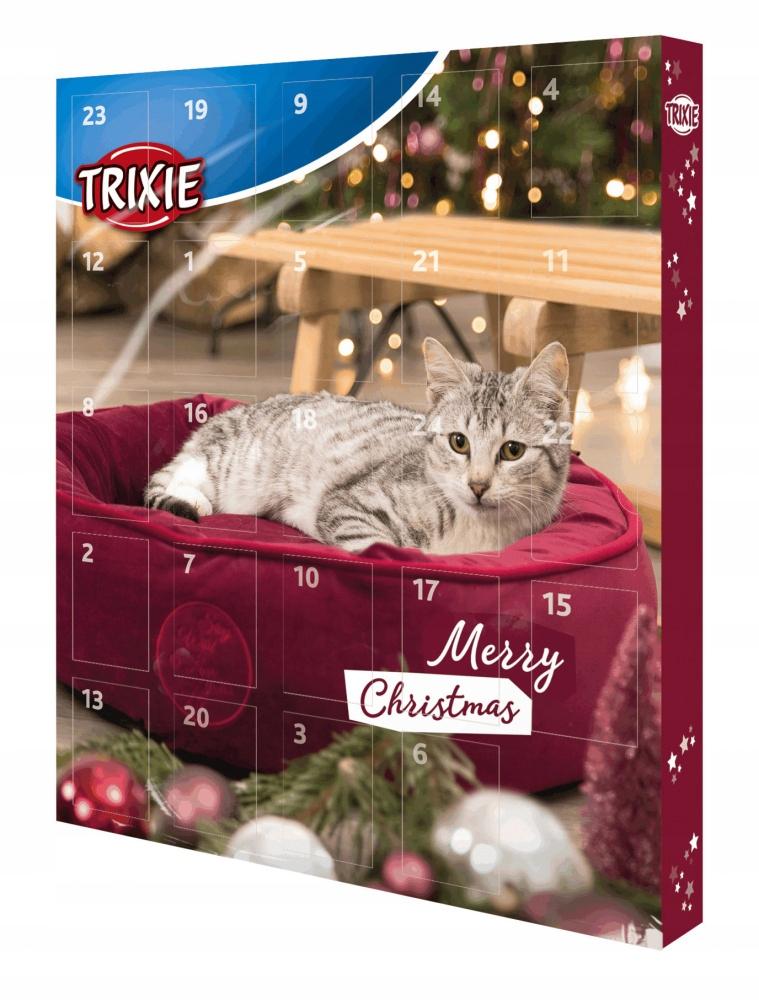 Trixie Kalendarz Adwentowy Dla Kota Swieta 9791007165 Allegro Pl