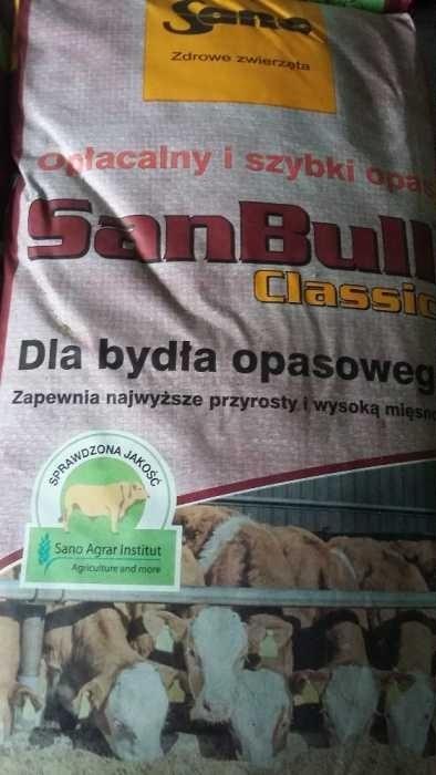 SANBULL CLASSIC SANO koncentrat dla opasów 25 kg