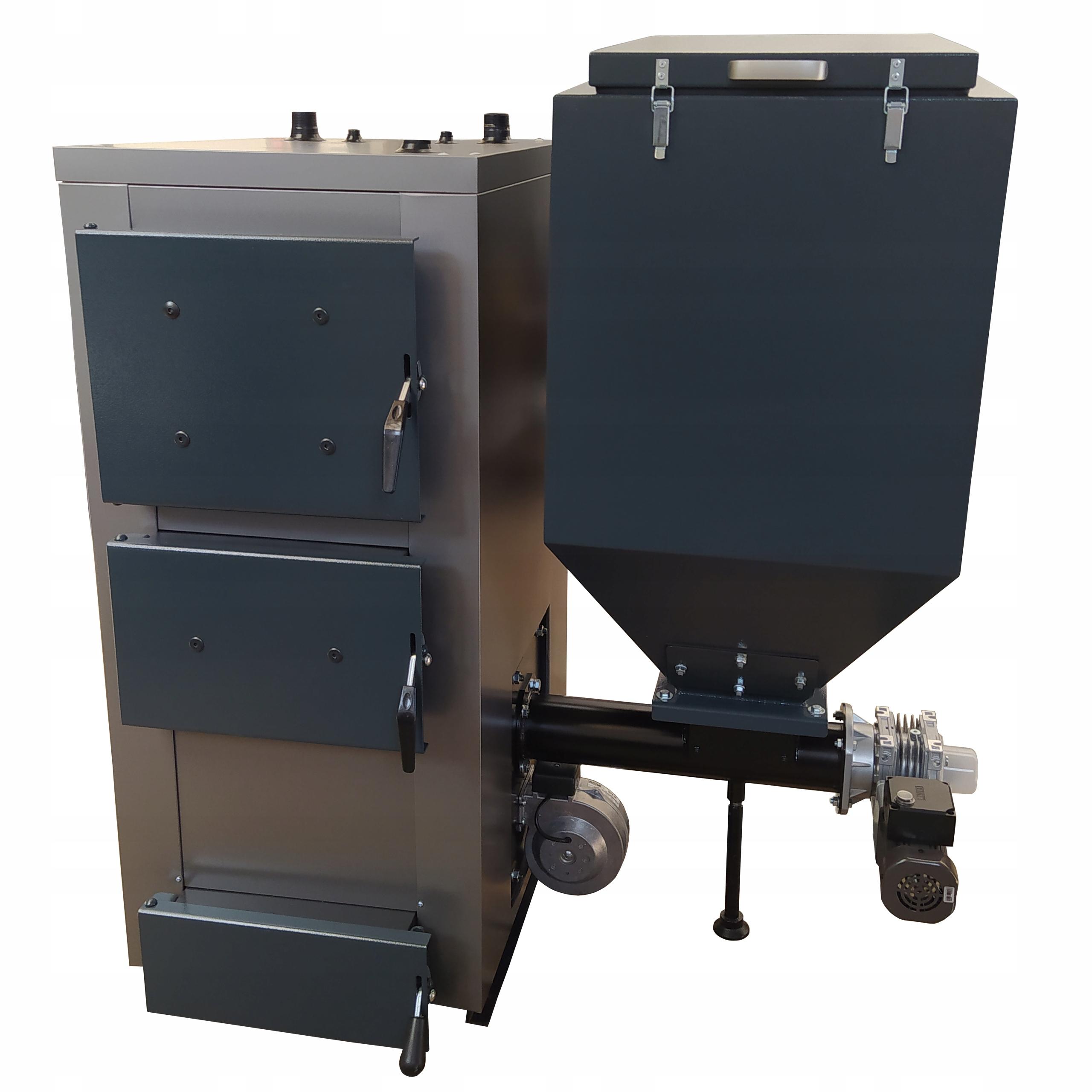Ekodizajnový kotol 5. triedy na 20 kW ekologické hráškové uhlie