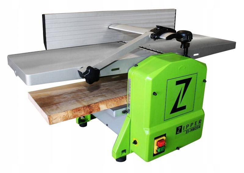 Строгально-рейсмусовый строгальный станок ZI-HB254 строгальный станок