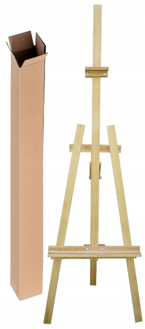 деревянная тринога СТЕНД буковая МОЛЬБЕРТ 177CM