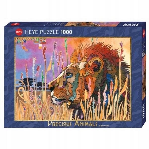 Купить HEYE Puzzle 1000 деталей Царь зверей на Otpravka - цены и фото - доставка из Польши и стран Европы в Украину.