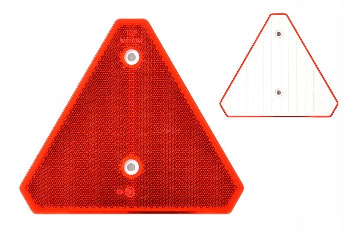 треугольник светоотражающий прицеп пакли вас ut125 открыто