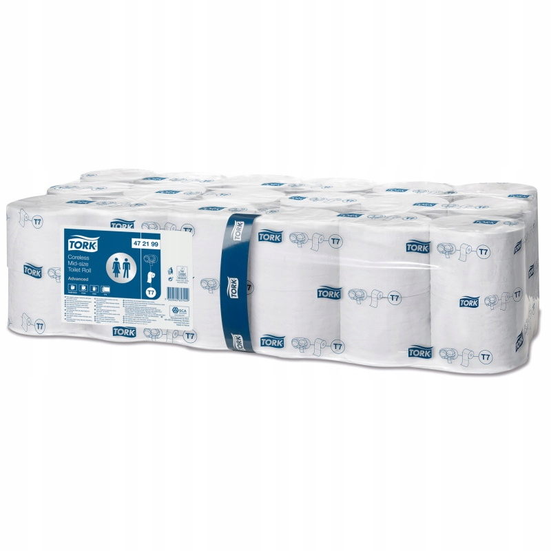 Krútiaci moment 472199 - toaletný Papier bez cievky, T7 - 2w