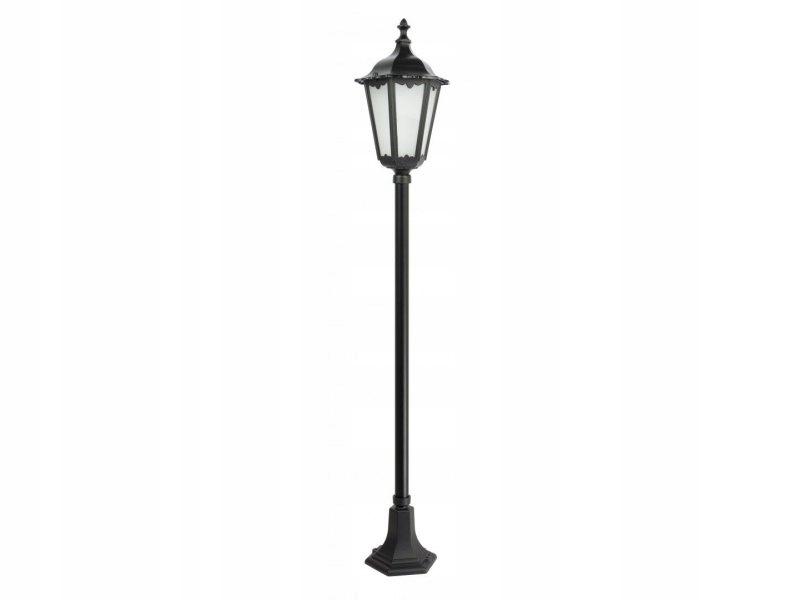 Záhradná lampa stojaca Retro Classic stĺpik 164cm
