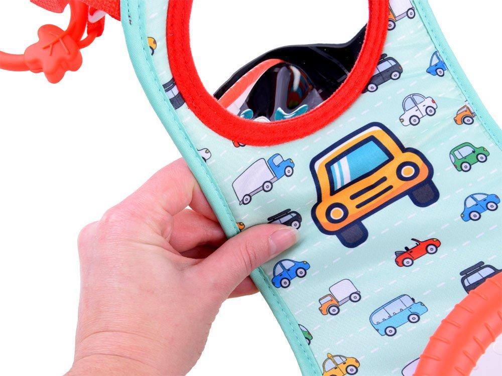 Kierownica do samochodu dla dzieci melodie ZA3415 EAN 6920200526213