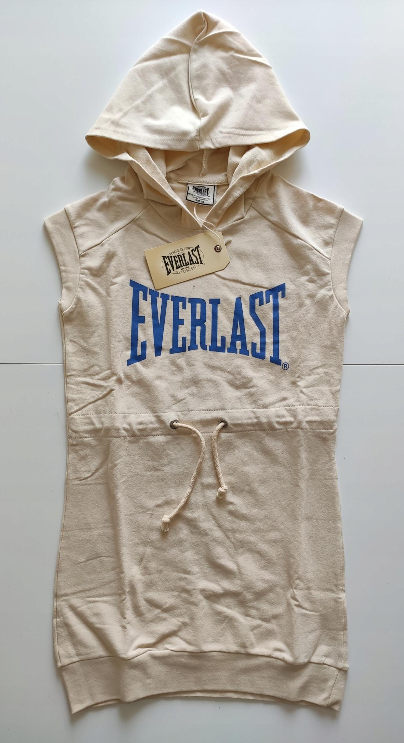 Sukienka Dresowa 42 XL Bluza Everlast