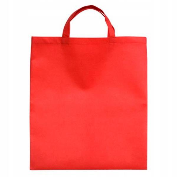 Torba eko na zakupy, czerwony R08456.08