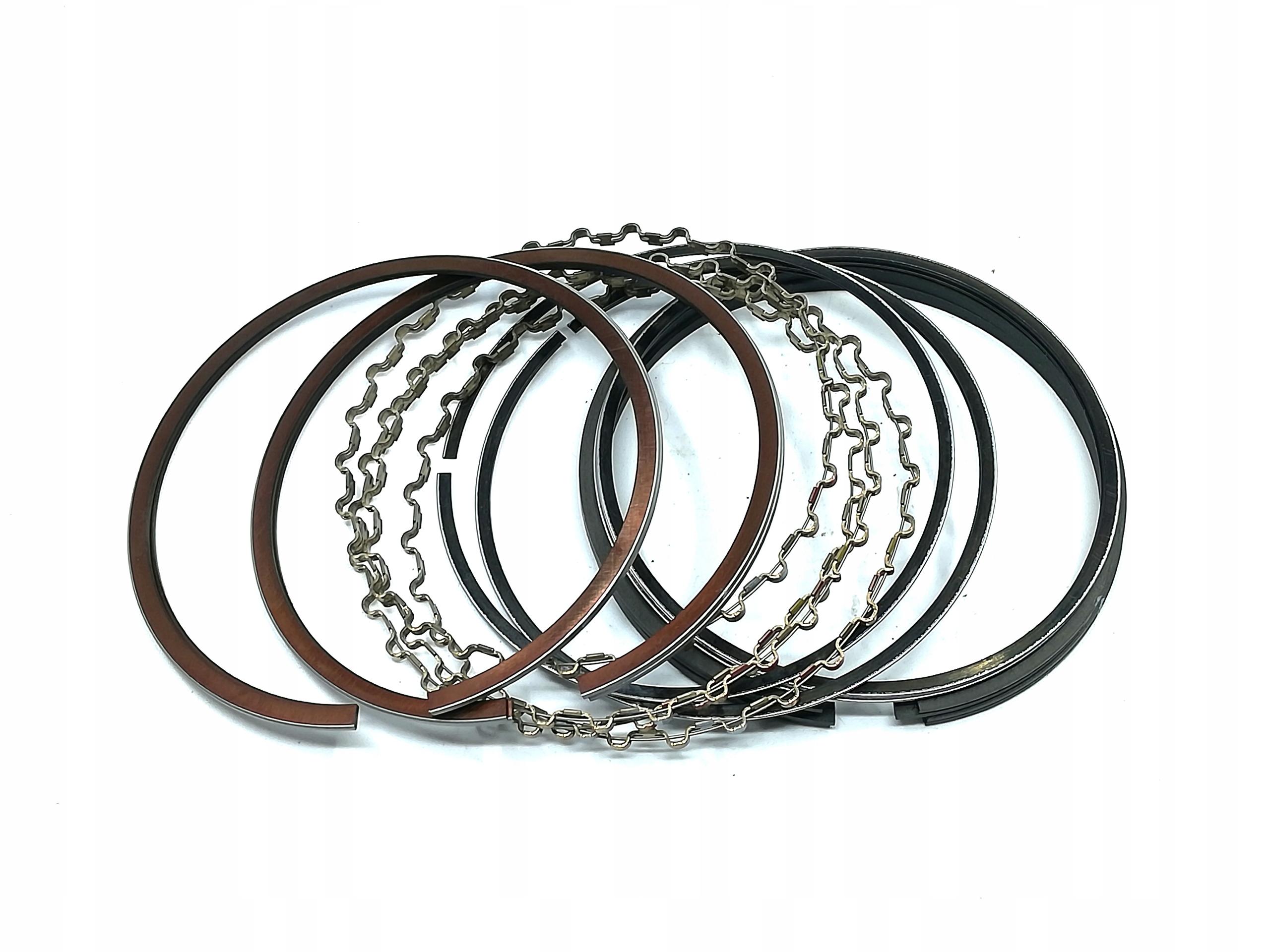 кольца поршневые lanos nubira 93740226 oe