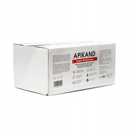 Apikand Super Proteinowy - ciasto 12x0,45 kg