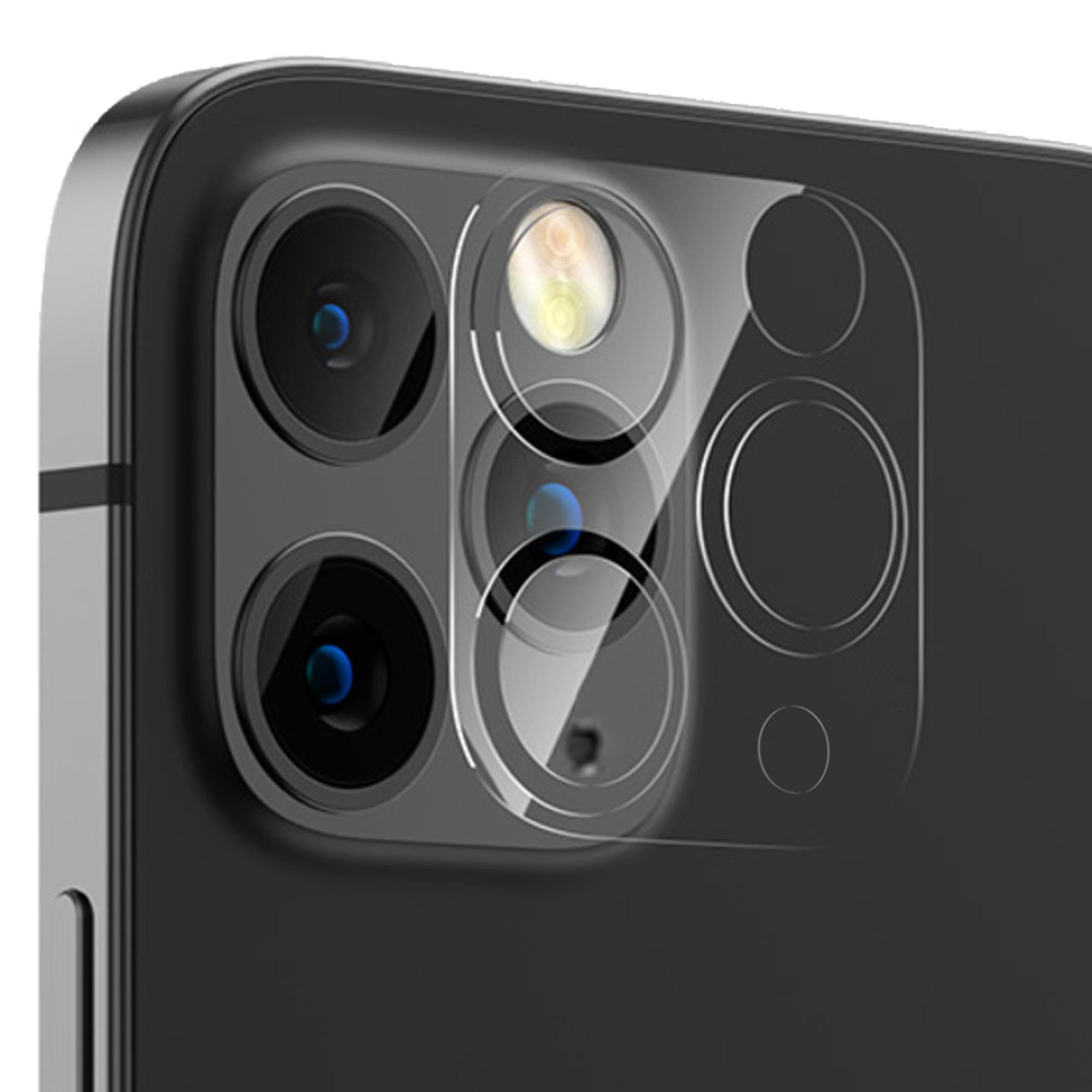 Hybridglass for kameraet til iPhone 12 Pro Max