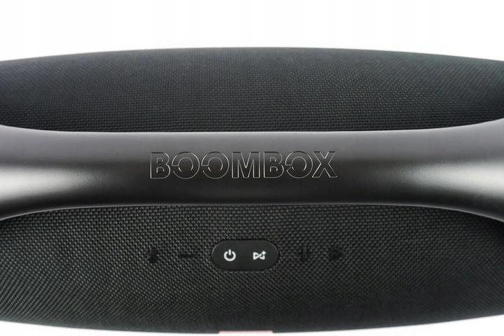 Głośnik przenośny bezprzewodowy JBL BOOMBOX Czarny Model Boombox