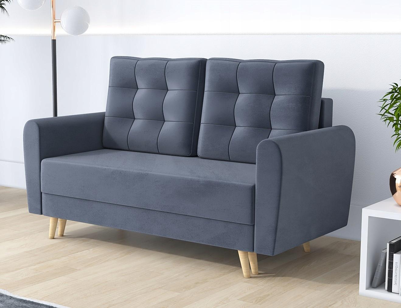 Sofa kanapa wersalka SILVER z funkcją spania
