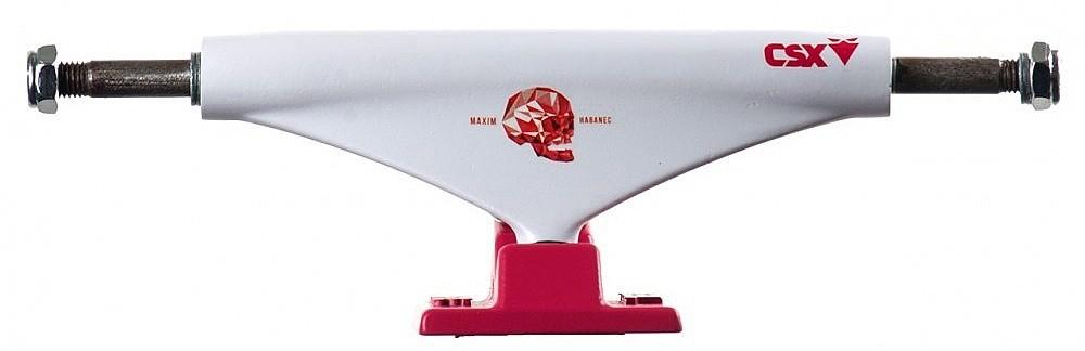 nákladné auto Theeve CSX Maximu Habanec - surový / červený