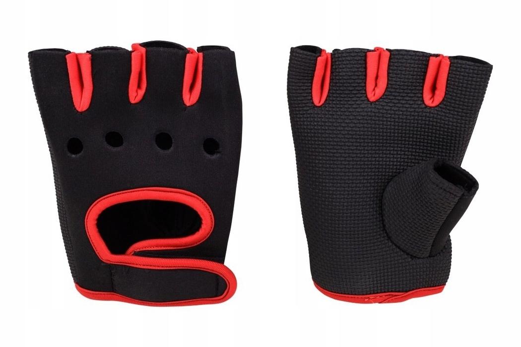 Rękawiczki neopranowe uniwersalne do siłowni Kod producenta 5906190232595